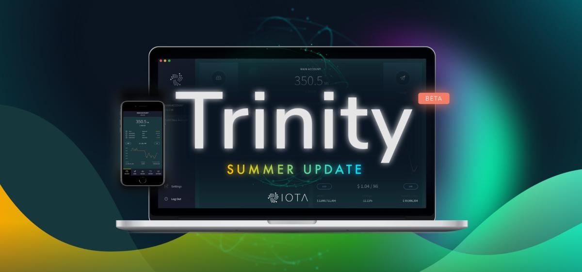 Trinity по-добрият IOTA Wallet